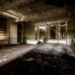 Haunting Photos Reveal Crumbling Wards And Unused Medical Equipment Inside Abandoned Psychiatric Hospital Mirror Online