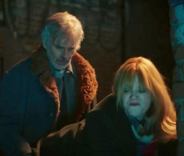Watch Billy Bob Thornton And Christina Hendricks Enjoy Fking Dirty Romp In Bad Santa 2 Mirror Online