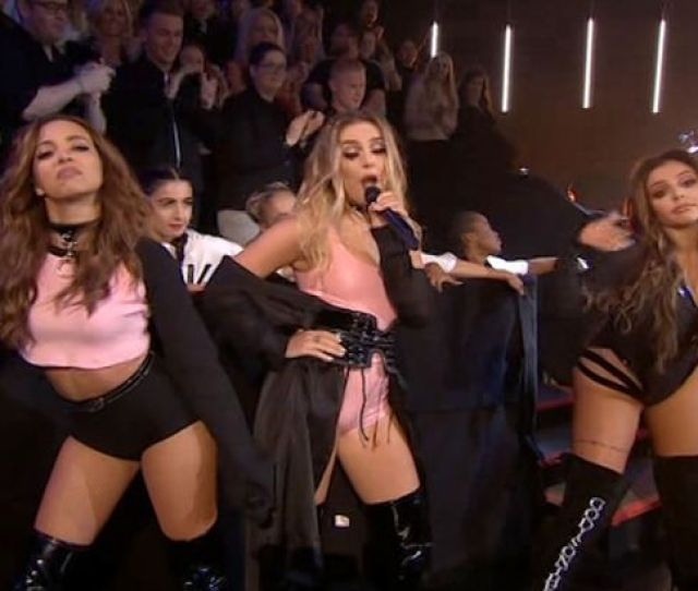 Little Mix Slammed For Wearing Stripper Outfits On X Factor As Fans Accuse Them