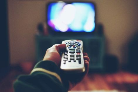 Image result for watching tv