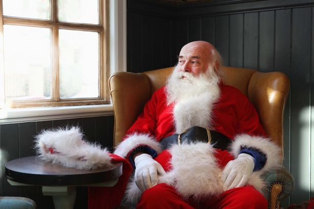 How To Get A FREE Letter From Santa Claus Address To Your