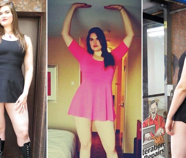 Towering Woman Dubbed Godzilla By Bullies Quits Fetish Model Career After Taking Tumble World News Mirror Online