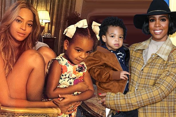 beyonce and kelly rowland s children