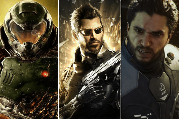 Best Xbox One Games Of 2016 Top 10 Including Call Of Duty Infinite Warfare Titanfall 2 And Forza Horizon 3 Mirror Online