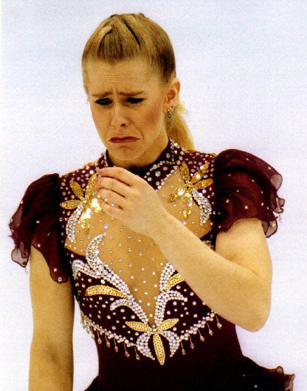 Tonya came eighth in the Winter Olympics at Lillehammer, Norway