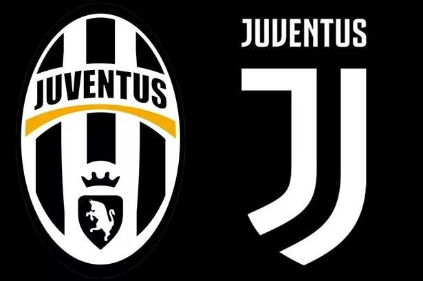 branding logo juventus