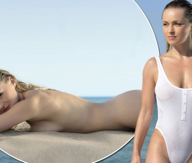 Ola Jordanfrom Strictly To Strip Ly Ola Jordan Gets Completely Naked In Very Sexy Photoshoot