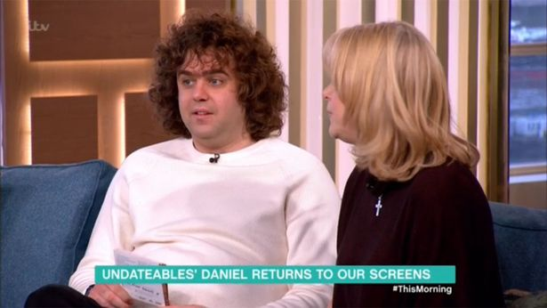Daniel Wakeford From Undateables Is Engaged To His Long Term