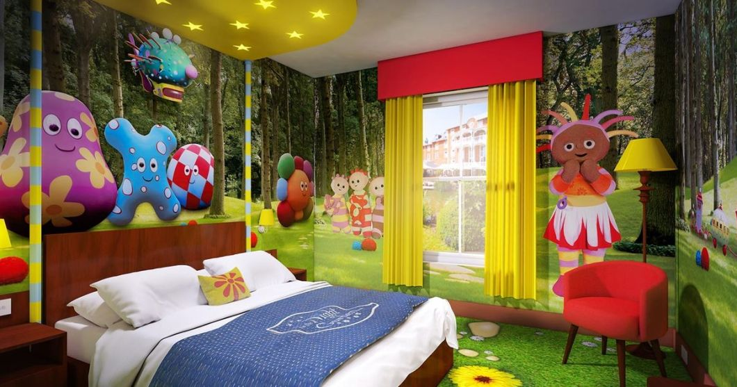 A Cbeebies Hotel Is Opening That Will Make Every Child S Dreams Come True And Give Pas Break Irish Mirror Online
