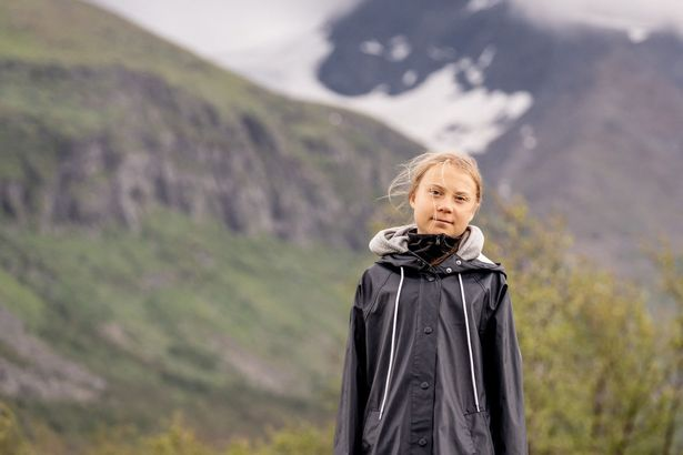 Two-thirds of parents want their kids to follow in the footsteps of environmentalists like Greta Thunberg and become eco-warriors