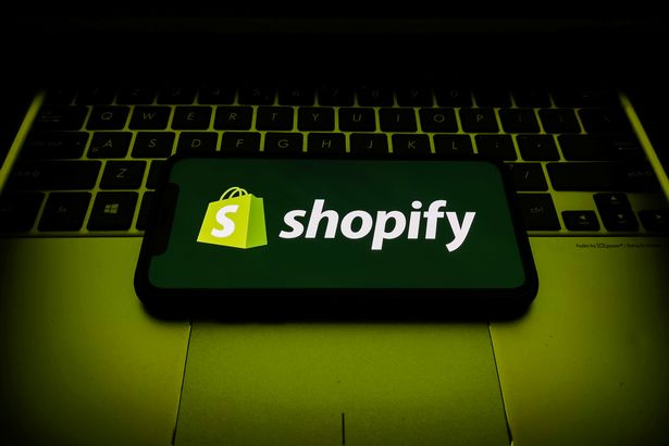 New ways to pay are also emerging - like the Shopify app