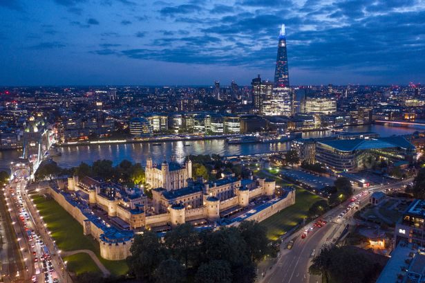 Do you think any of the other London can compare to our beautiful capital?