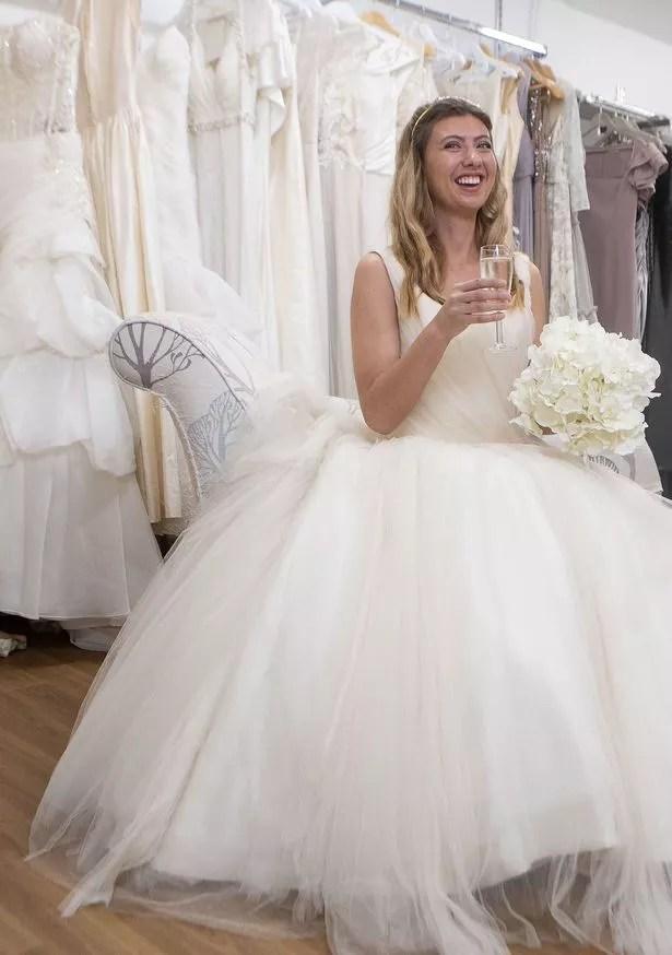 Octavia bridal shop
