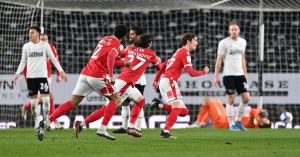 Derby County and Nottingham Forest: Garner different class, Knockaert shows insane skill
