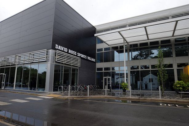 Image result for david ross sports village