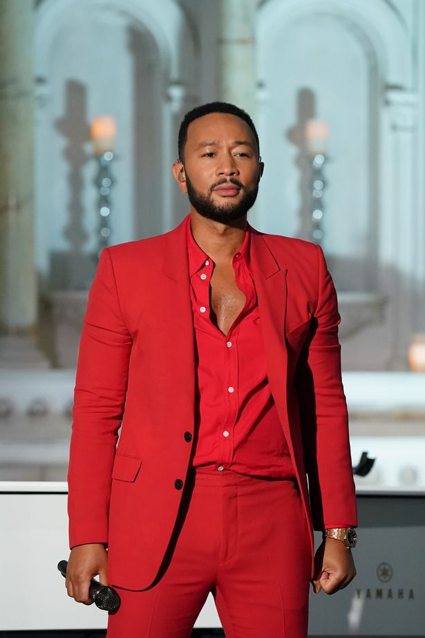 John Legend has got a tattoo of his late son Jack's name