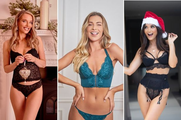 0 Untitled design 4jpgZara McDermott flaunts her incredible figure in Pour Mois feel good Christmas campaign