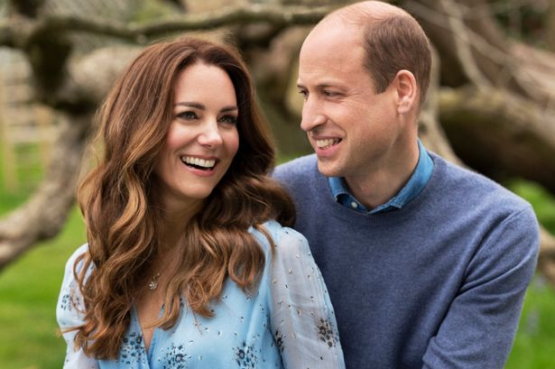 The Duke and Duchess of Cambridge anniversary pictures
