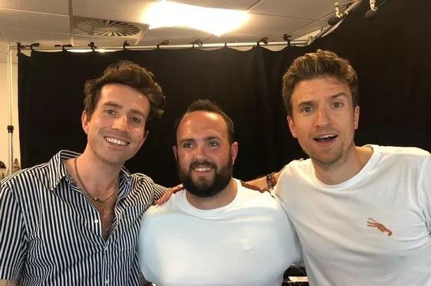 Radio 1 Djs Nick Grimshaw And Greg James Found After Epic