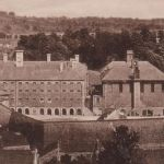 The four people hanged at Somerset prison before World War Two