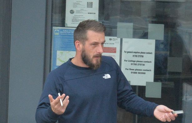 Darryl Millward pleaded guilty to producing cannabis