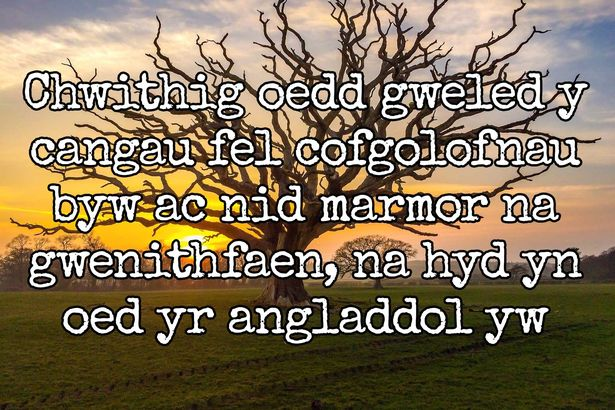 15 Of The Most Beautiful Lines Ever Written In The Welsh