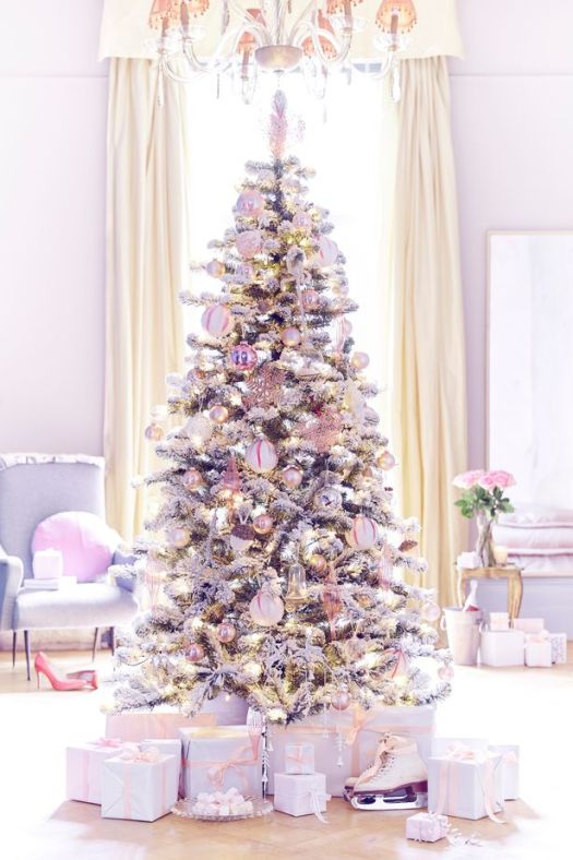 Pink Christmas Tree Decorations Uk Decoration For Home