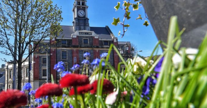 Maesteg Town Hall set to open by spring 2022