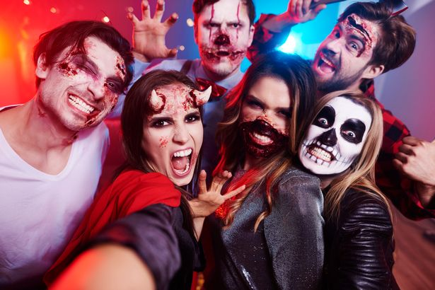Go retro all the way with costumes to save big this year