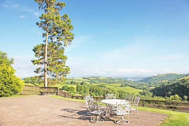 Homes With A View Across Wales And The World From Abersoch To Andratx They Boast The Globes