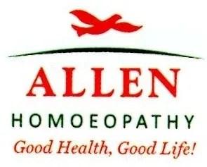 Allen Homeopathy Hyderabad Company Logo
