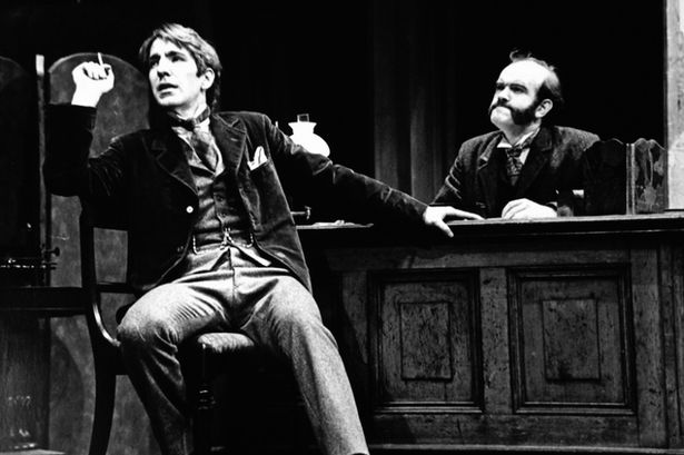 Image result for alan rickman royal shakespeare company