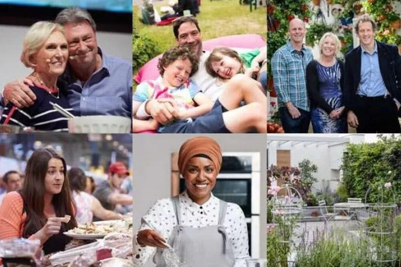 Good Food Show and Gardeners' World