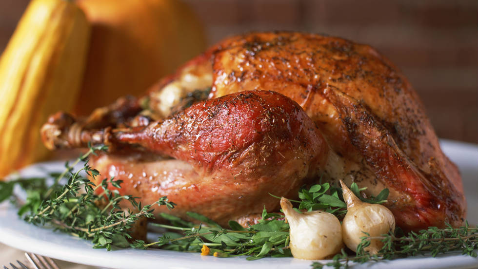 Turkey has the same carbon footprint as chicken, at around 5 kilos of emissions per kilo of meat.<br /><br />The NRDC has excluded from this list some foods that most people are not familiar with or are difficult to deliberately avoid, because they are often used in ingredients in other products as opposed to purchased directly by consumers in large amounts. These include: lard and beef tallow (11.92 kg of CO2 per kg of food), dry milk products (10.4 kg of CO2 per kg of food), and other added fats and oils such as palm oil (6.30 kg of CO2 per kg of food).