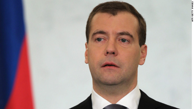 Medvedev proposes sweeping political reform in Russia ...