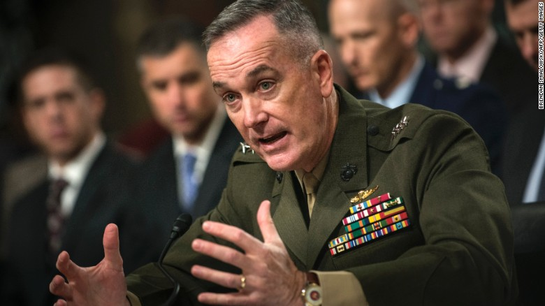 Image result for PHOTOS OF GENERAL DUNFORD