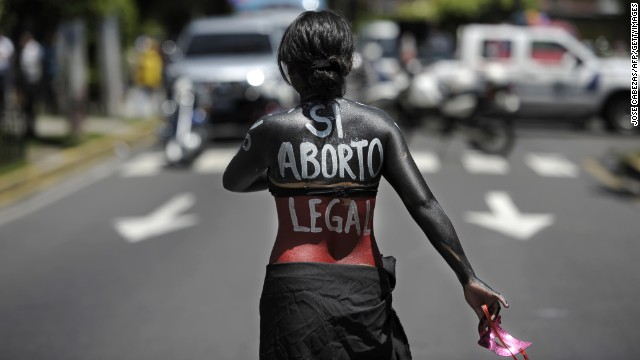 The people fighting the world's harshest abortion law