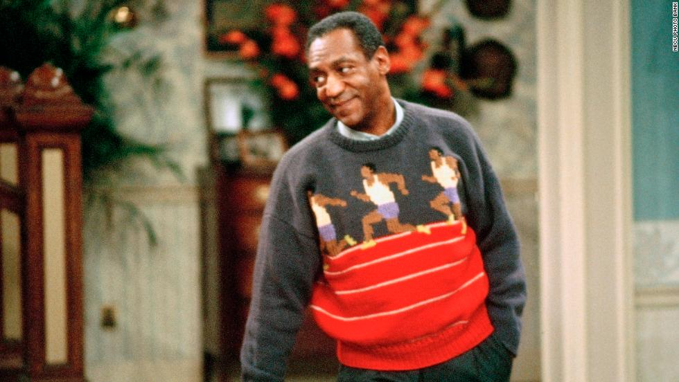 "Bill Cosby solidified his stardom as Dr. Cliff Huxtable in ""The Cosby Show."""