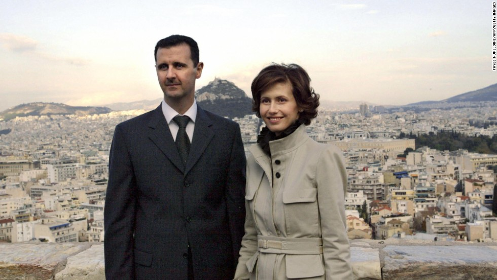 Image result for home of Assad in Syria