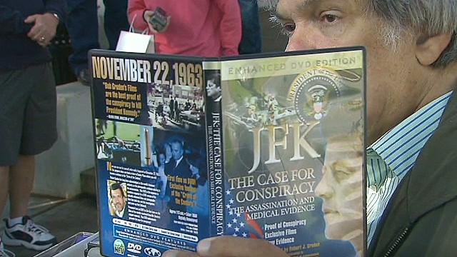 JFK Assassination: Who do you believe?