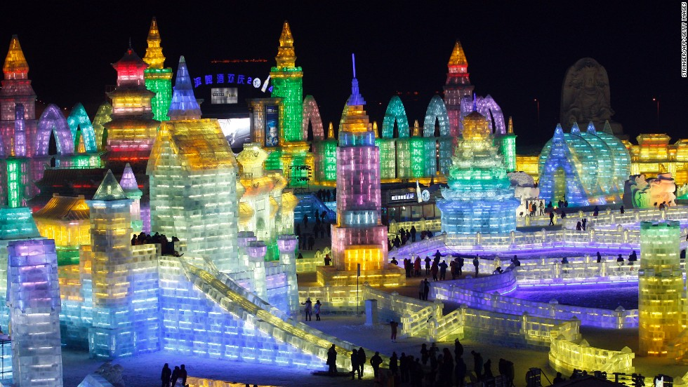 Hot In Harbin: World's Most Spectacular Winter Festival