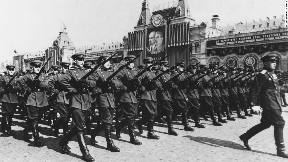 Image result for cold war soviet union images