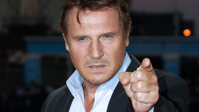 Liam Neeson to make same film ... again