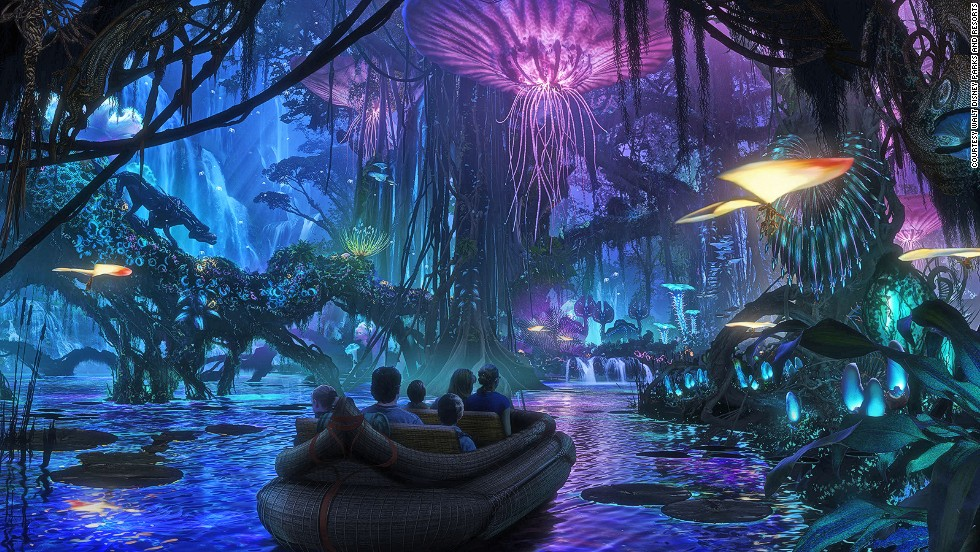 Image result for pandora attractions