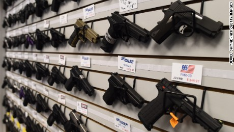 You don't need a permit to buy a gun in Nevada