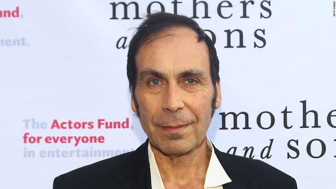 Comedian/actor Taylor Negron at an event in New York in May 2014