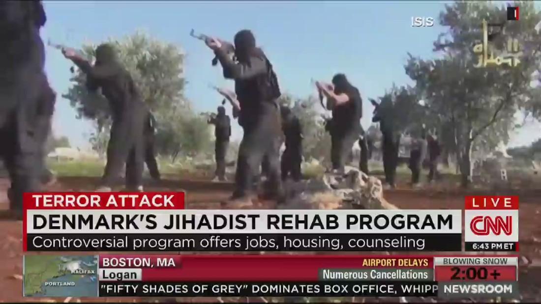 Afbeeldingsresultaat voor denmark jihadist rehab program