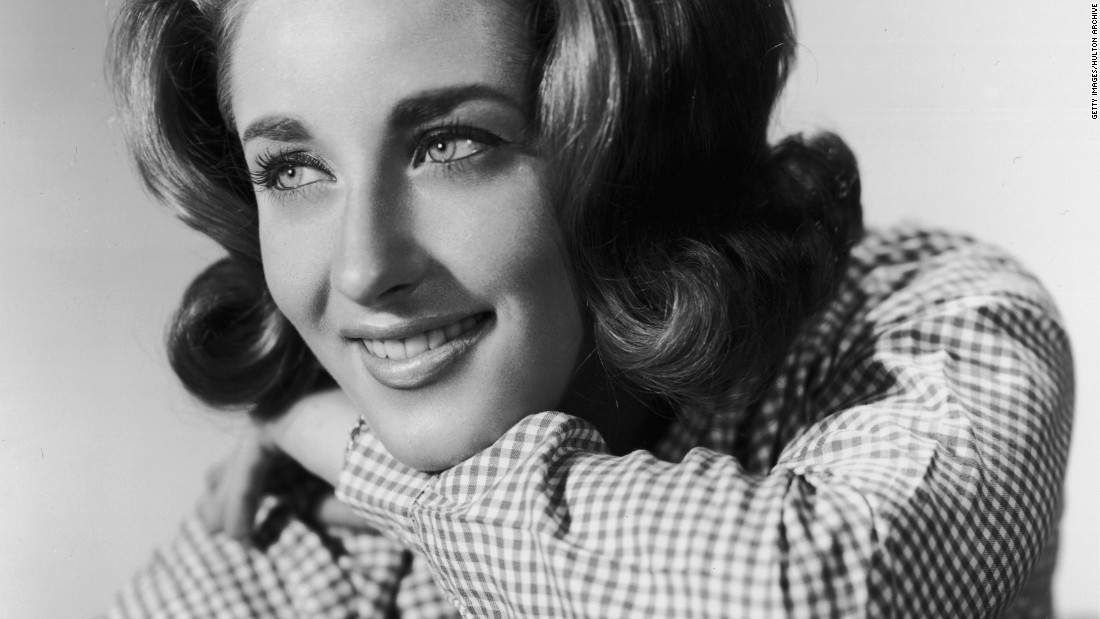 """Lesley Gore in 1963, when """"It's My Party"""" went to No. 1."""