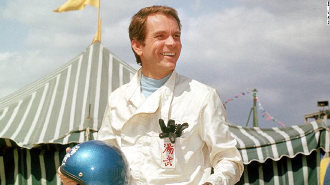 Dean Richard Biography Anderson Actor
