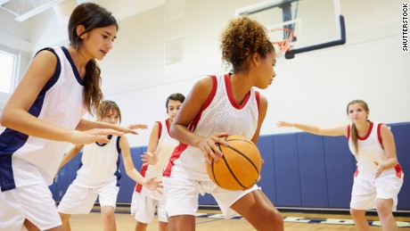 Can team sports help women crack the glass ceiling?